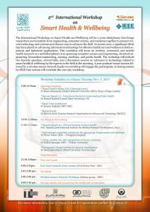 2nd Workshop - Smart Health (A3) - V5
